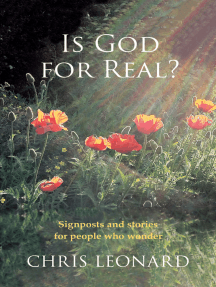 Is God for Real: Signposts and stories for people who wonder