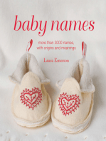Baby Names: More than 3000 names, with origins and meanings