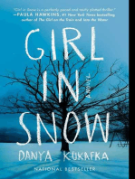 Girl in Snow: A Novel