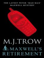 Maxwell's Retirement