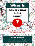 What is Contextual Bible Study?