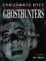 Ingrid Pitt Bedside Companion for Ghosthunters