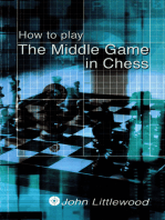 How to Play the Middle Game in Chess