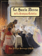 La Santa Messa della Tradizione Cattolica