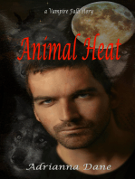 Animal Heat (Vampyre Falls, Wolf Pack 1)