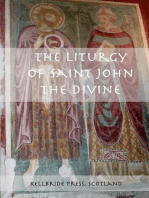 The Liturgy of Saint John the Divine