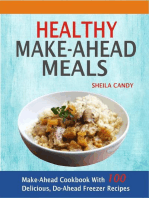 Healthy Make-Ahead Meals