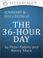 The 36-Hour Day by Peter Rabins and Nancy Mace