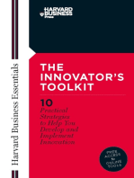 Innovator's Toolkit