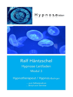 Hypnose Leitfaden Modul 3