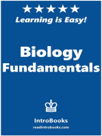 Biology Fundamentals