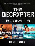 The Calla Cress Technothriller Decrypter Series Box Set