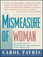 Mismeasure of Woman