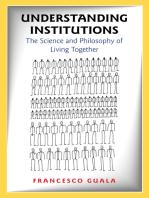 Understanding Institutions
