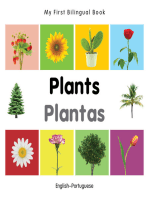 My First Bilingual Book–Plants (English–Portuguese)