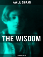 The Wisdom of Kahlil Gibran (Illustrated Edition)