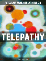 Telepathy (Theory, Facts & Proof)