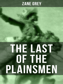 THE LAST OF THE PLAINSMEN: A Wild West Adventure