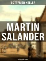 Martin Salander (Historischer Roman)