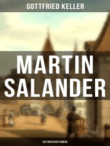 Martin Salander (Historischer Roman): Klassiker des Heimatromans