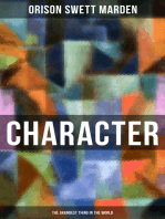 CHARACTER - The Grandest Thing in the World