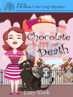 Chocolate Kiss of Death (A Willow Crier Cozy Mystery Book 6)