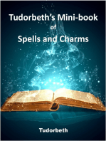 Tudorbeth's Mini Book of Spells and Charms