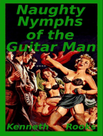 Naughty Nymphs of the Guitar Man