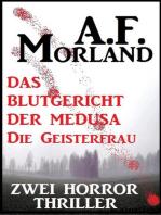 Zwei Morland Horror Thriller