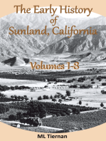 The Early History of Sunland, CA