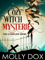 Cozy Witch Mysteries