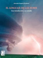 El Lenguaje de las nubes: Una introducción a su estudio