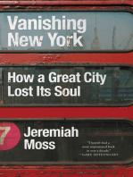 Vanishing New York
