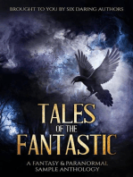 Tales of the Fantastic - A Fantasy & Paranormal Sample Anthology