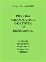 Piccola Grammatica Gratuita di Esperanto