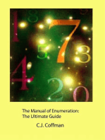 The Manual of Enumeration: The Ultimate Guide