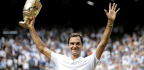 Federer's Wimbledon Win Was Anything but Nostalgic