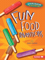 Fun Food Inventions