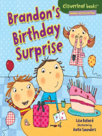 Brandon's Birthday Surprise