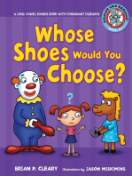 Whose Shoes Would You Choose?