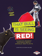 That Bull Is Seeing Red!