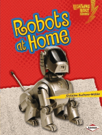 Robots at Home