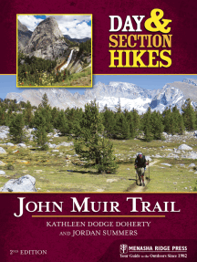 Day & Section Hikes: John Muir Trail