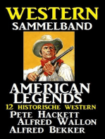 American Legends 12 historische Western