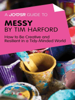 A Joosr Guide to... Messy by Tim Harford