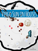 Virgo Sun in Houses