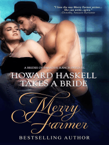 Howard Haskell Takes A Bride: The Brides of Paradise Ranch - Spicy Version, #0.5