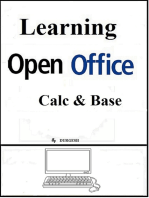 Learning Open Office