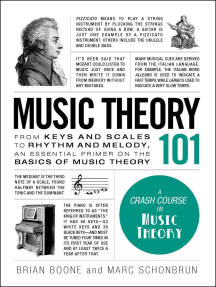 Music Theory 101: From keys and scales to rhythm and melody, an essential primer on the basics of music theory