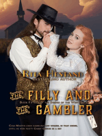 The Filly & the Gambler (Book Fifteen of Brides of the West Series)